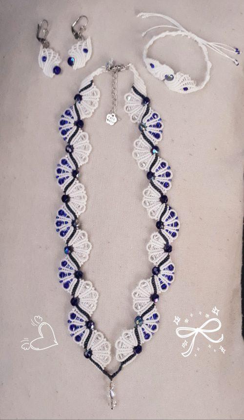 PARURE CAPRI knot alice bge store