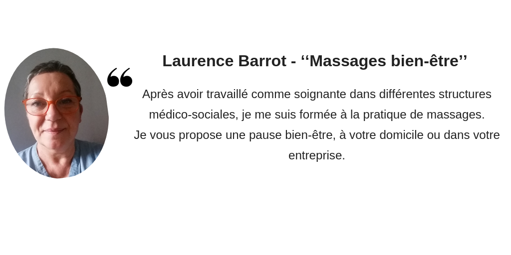 laurence barrot massages bien etre bge store