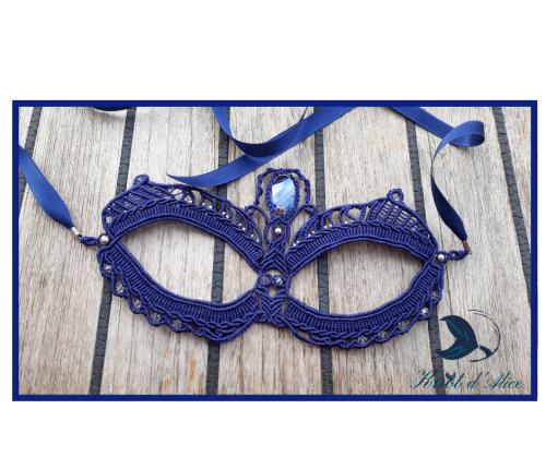 LOU GAROU masque venitien knot alice bge store
