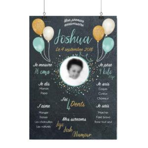 Simu_Ardoise_mint affiche madame jovial bge store