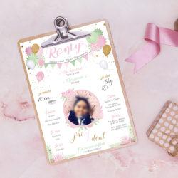 Simu_Festif Rose _ Mint2 affiches madame jovial bge store