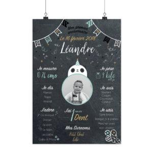 Simu_Panda_Ardoise affiche madame jovial bge store
