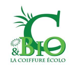 logo c&bio la coiffure ecolo bge store