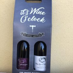 coffret noel les secrets du vin ludivine crammer bge store rouge