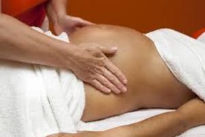 GARBHVATI massage ayurvedique de la femme enceinte LAURENCE BARROT BGE STORE